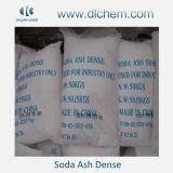 O melhor fornecedor denso da fábrica da cinza de soda do preço em China