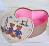 Wedding Chocolate Heart Shape Box