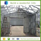Vertiente grande de la vaca del taller de la estructura del marco de acero de Heya Premade
