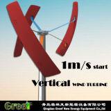 300W jogo vertical pequeno da turbina de vento para a HOME