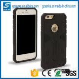 Acessório de telefone celular Warrior Armor PC Hard Case Combo Defender Case para iPhone 6 / 6s