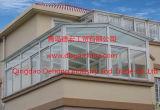 Stanza di vetro di luce solare di vendita della Cina della nuova della fabbrica famiglia di alluminio calda del rifornimento con buona qualità