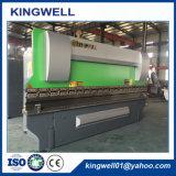 Macchina del freno della pressa idraulica di Kingwell (WC67Y-125TX4000)