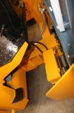Fábrica de maquinaria de carretera 3 toneladas de doble rueda Rodillo Vibratorio (YZC3A)