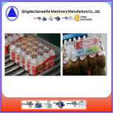Широкая машина упаковки Shrink бутылок Multi-Рядка пленки