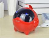 6つのカラー使用できる超小型スピーカー、ワイヤーで縛られた小型スピーカー、防水パソコンのスピーカーの新しいデザイン美の音