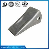 China Supply Custom / OEM Steel Forging Bucket Dents pour excavatrice