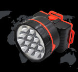 Potencia grande ligera al aire libre de la luz de la pesca del rango LED de la posibilidad muy remota