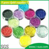 Resistant e Sparkle solvibili Glitter Powder per Plastic Products