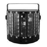 Som de liga de alumínio 9 Cores Discoteca Efeito Estágio LED Light