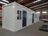 Casa prefabricada ensamblada del envase de la estructura de acero (KXD-V8)