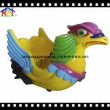 Máquina de jogo de fibra de vidro Electric Kiddie Ride Mini Plane