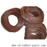 Anillo o del caucho del color Viton/FKM de Brown del anillo de cierre del pistón