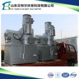 Inceneratore per incenerimento residuo con il Ce di iso