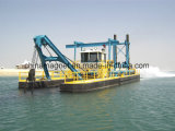Scherblock-Absaugung-Ausbaggernmaschine für Meersand-Grube