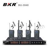 Bu-3940 Système de microphone sans fil noire