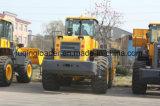 6ton de grote Lader Lq968 van het Wiel van de Machines van de Bouw