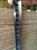 18mm Plywod cru sem madeira compensada da face para a madeira compensada estratificada