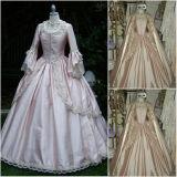 Klant aan Kleding van het Huwelijk van Scarlett van de Toga van de Bal van de Schoonheid van de Oorlog Lolita/Civil van de Orde 1860s de Victoriaanse Zoete Zuidelijke