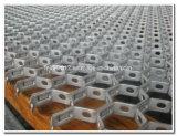 ステンレス鋼の十六進網のHexの鋼鉄