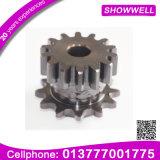 Präzisions-Stahlrollen-Kettenkettenrad mit Qualität