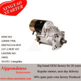 motor de acionador de partida 2.8kw para a lagarta, 228000-7500, 1449955