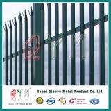Euro rete fissa d'acciaio galvanizzata del giardino/rete fissa Palisade di obbligazione/rete fissa d'acciaio del Palisade