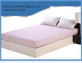 高品質は80%の綿20%ポリエステルテリー布薄板にされたTPUのマットレスの保護装置を防水する
