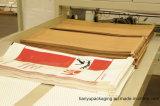 Saco aberto Sewn alta qualidade do papel de embalagem Da boca com logotipo de Customed