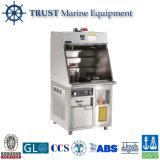 Poêle à frire électrique marin en acier inoxydable marin