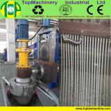 과립에 재생하는 라피아 야자에 의하여 길쌈되는 부대를 위한 기계를 알갱이로 만드는 쉬운 운영 플라스틱 PP