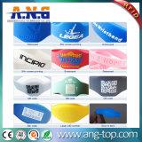 Silicone bracelet RFID UHF / bracelet RFID HF étanche