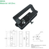 Tutta la maniglia del doppio della finestra di scivolamento dello zinco e della serratura di portello senza amo (M005A)