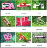 Инструмент и аппаратура для того чтобы установить синтетическую дерновину, искусственную траву