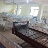 세륨 승인 조정가능한 유압 수동 병원 환자 잠 침대