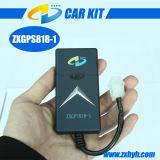 GPS Tracker GPS de seguimiento Mini Coche vehículo Tracker GPS 818 con cortar el combustible/parar el motor / Alarma GSM SIM