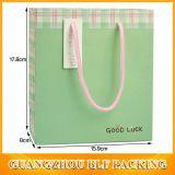 Compra de empacotamento do saco de papel do vestuário feito sob encomenda