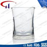 180ml高い等級無鉛ガラス水マグ(CHM8007)