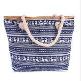 Sac d'épaule neuf de sacs à main de mode de plage de sac de grande capacité de sac fabriqué à la main fabriqué à la main neuf de momie