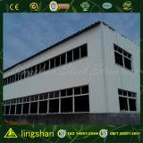 Edificio de la estructura de acero de la seguridad del bajo costo de Shandong