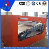 Séparateur magnétique permanent plat de fer de série de Btpb pour traiter le faible charbon magnétique de matériaux/le minerai/machine d'abattage non magnétiques