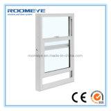 Roomeye PVC Double fenêtre suspendue avec vitre PVC en PVC Low-E