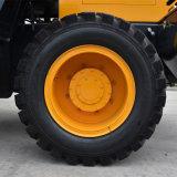 1 metro cúbico Constrcution cuchara cargadora de ruedas con precio competitivo
