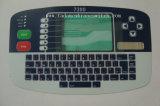 Membrana Kayboard con la bóveda para las llaves, cola del metal del LED Backlightand dos