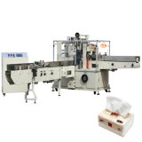 Máquina de embalagem do tecido do papel do Serviette da máquina de embalagem do guardanapo do café