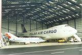 Centro prefabricado del mantenimiento del aeroplano del metal (KXD-SSB1326)