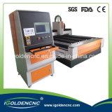 Preço da máquina de estaca do laser do metal do cortador do laser da fibra usado para o aço