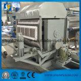 Ligne réutilisée automatique de production à la machine de moulage de bac papier de pulpe avec Multifuction