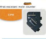Contador de aço mecânico dos componentes plásticos do molde