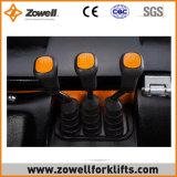 熱い販売のXr 20の2トンロード、1.6m-4mの持ち上がる高さが付いている電気範囲のスタッカー